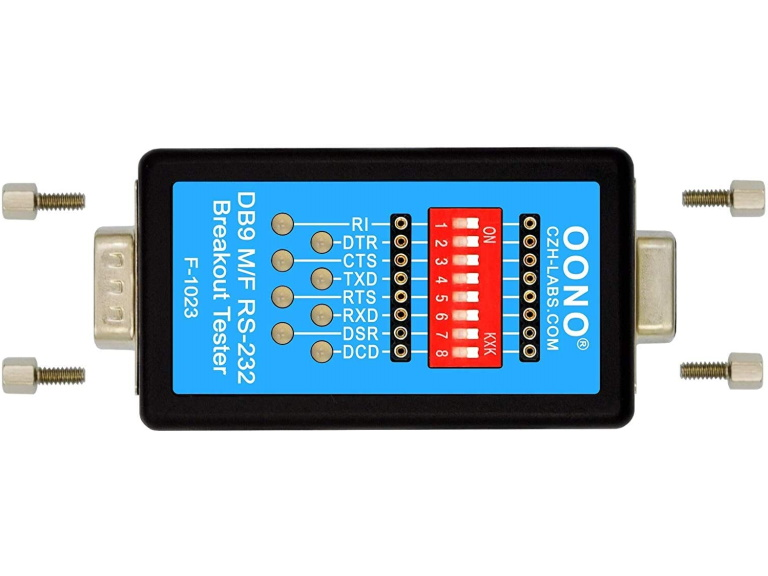 Oono RS232 Check Tester Set