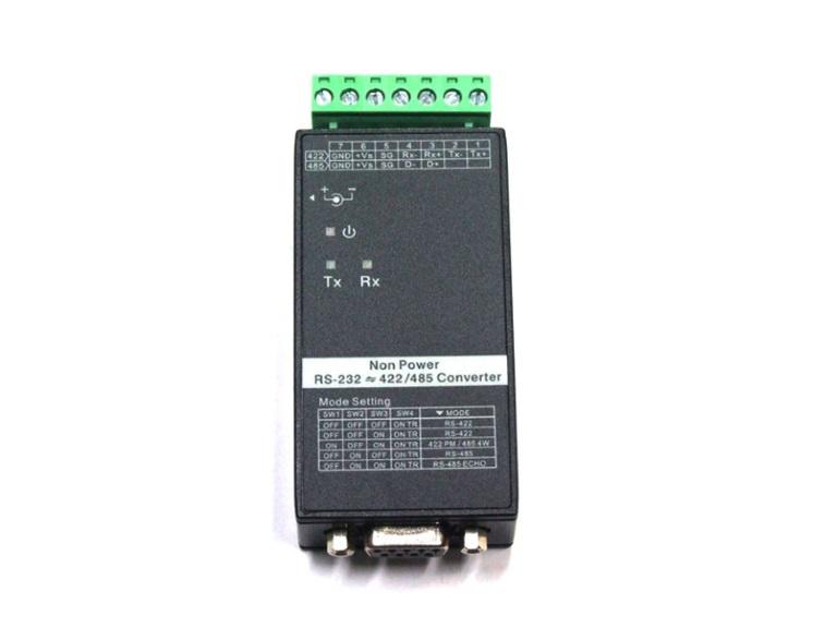 RS232-RS422/485 Converter DIN