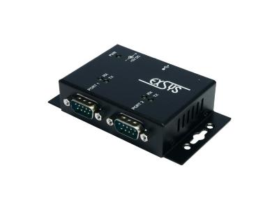 Exsys EX-1332HMV USB auf 2xRS232 Seriell Port/high performance UART